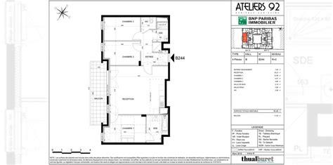 chambres des notaires immobilier neuf lire le plan de votre futur appartement