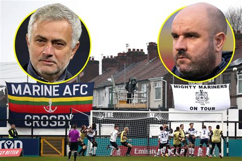 Why Tottenham's FA Cup clash vs eighth-tier Marine could ...