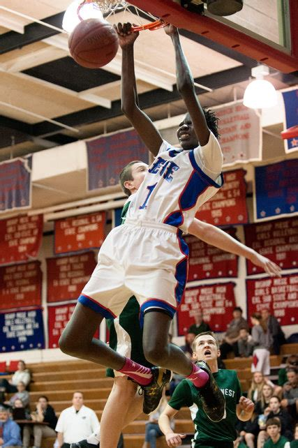 bol bol  foot  son  manute adjusts  high school