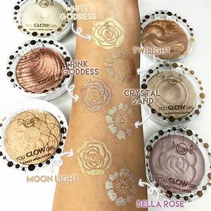 Check out our You GLOW Girl baked highlighters available ...