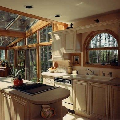 Sunroom Kitchens by Kitchen Sunroom Decorating Ideas 11 Golden