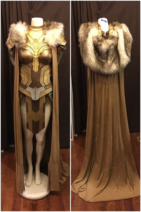 making   queen hippolyta costume adafruit