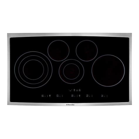20 electrolux cooling electrolux cooling electrolux 36 in smooth surface electric cooktop in