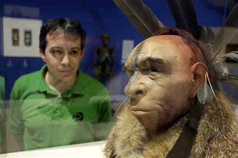 research shows  neanderthals  artists