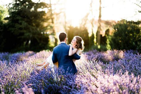 Woodinville Lavender Farm Wedding Zoe And Daniel Best