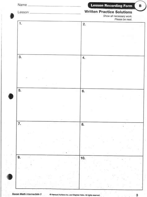 math homework sheet boxfirepress