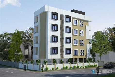 download small apartment building design astana