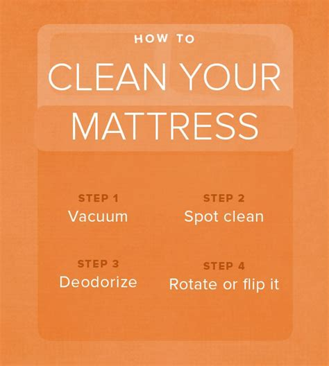 how do you clean a mattress how often should you clean your mattress the answer is