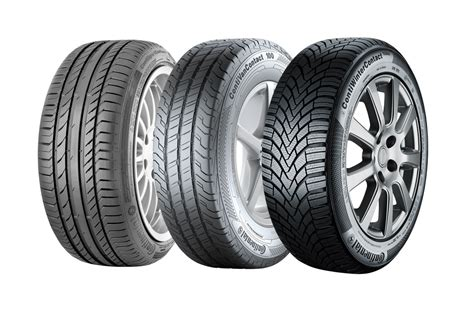 3 Common Types Of Car Tires