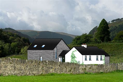 cottage ireland fushia cottage plans cottageology cottages culture