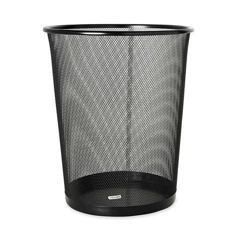 Bedroom Wastebasket new wastebasket trash can garbage mesh bin waste basket