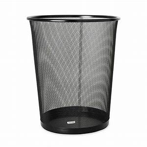 New, Wastebasket, Trash, Can, Garbage, Mesh, Bin, Waste, Basket, Office, Desk, Bedroom
