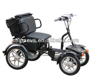 4 Wheel Electric Bike