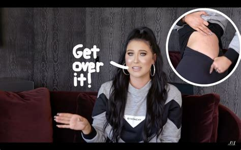 jaclyn hill claps   body shamers  pulling