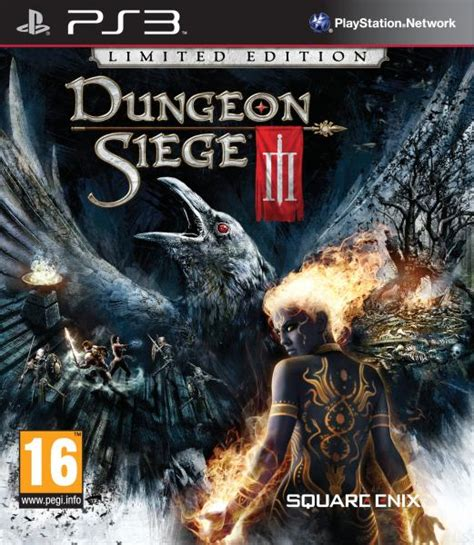 dungeon siege 3 ps3 dungeon siege 3 limited edition ps3 zavvi