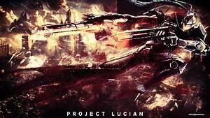 League Of Legends - PROJECT Lucian wallpaper by ...
