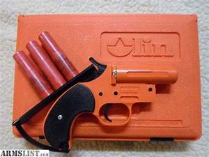 ARMSLIST - For Sale: Orion 12-Gauge Aerial Flare Gun