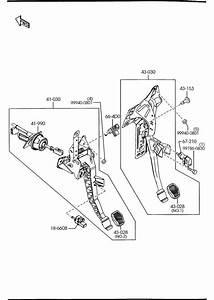 Bn7n66490 - Mazda Switch  Stop