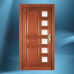 Puertas de vidrio y madera