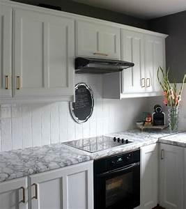 Klebefolie fur kuche verwenden und die kuchenmobel neu for Klebefolie küche arbeitsplatte
