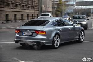 Audi S7 Sportback : audi s7 sportback 19 december 2016 autogespot ~ Medecine-chirurgie-esthetiques.com Avis de Voitures