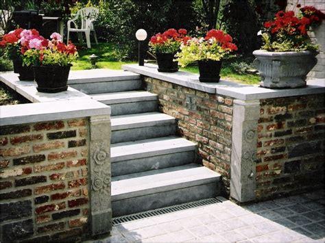 modele d escalier exterieur decoration escalier exterieur