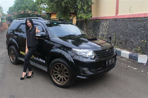 Modifikasi Mobil Fortuner by Modifikasi Toyota Fortuner Trd Sportivo Modifretro