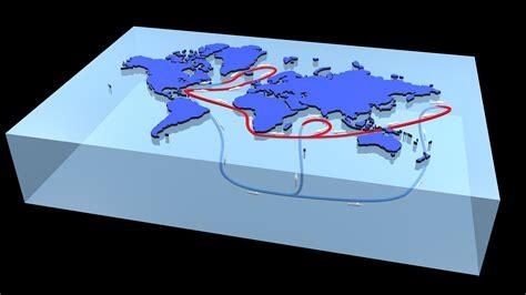 Ocean Currents 3d Cgtrader