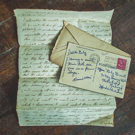 lost art  writing  letter