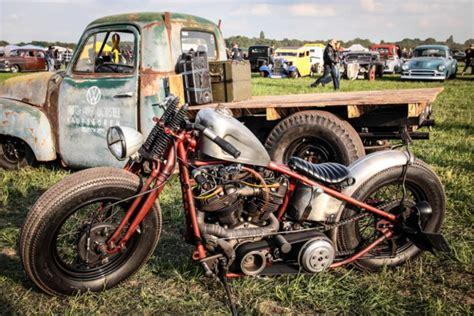 Harley-davidson Oldschool Bobber