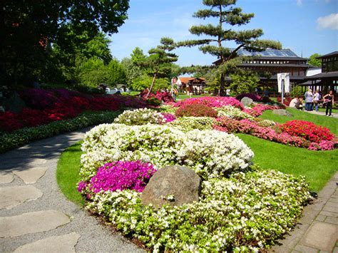 Japanischer Garten Bad Langensalza Thüringen by Ausflugsziel Japanischer Garten In Bad Langensalza