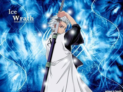 toshiro hitsugaya wallpapers wallpaper cave