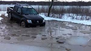 Nissan Frontier Pro-4x Off Road