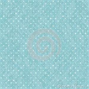 Blue Seamless Polka Dot Old Pattern Royalty Free Stock ...