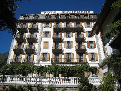 h 244 tel richemond chamonix mont blanc all accommodation