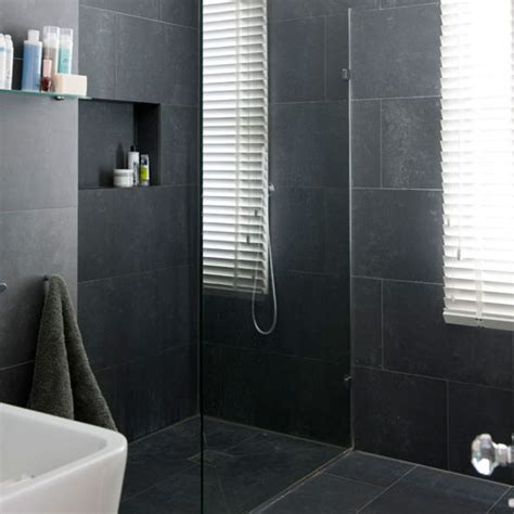 black bathroom tiles ideas bathrooms with black tiles on black bathrooms