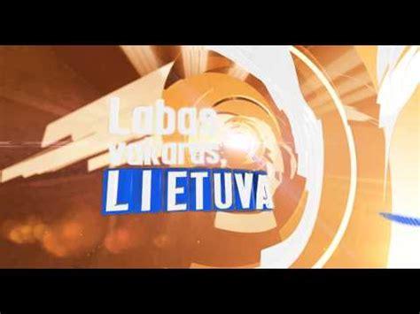 Labas vakaras, Lietuva - YouTube