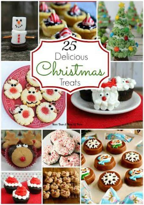 delicious christmas treats 25 delicious christmas treats