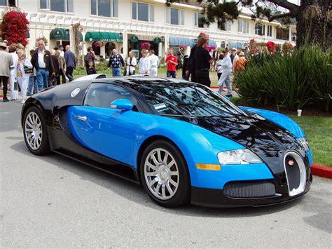Bugatti And Black by Bugatti Veyron In Blue N Black By Partywave On Deviantart