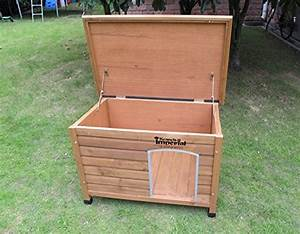 kennels imperial medium insulated wooden norfolk dog With insulated wood dog house