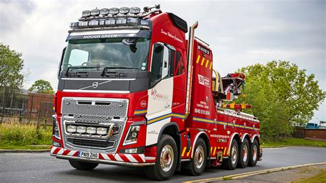 hough green garage favours   axle volvo fh