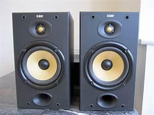 B U0026w Dm601 S1 Speakers