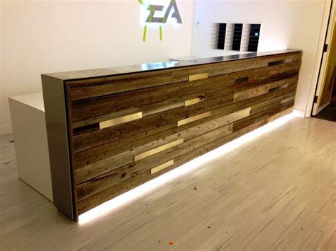 Used Reception Desk Sale ? Cabinets, Beds, Sofas and