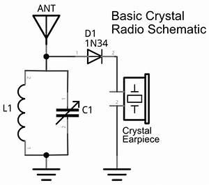 Makerf  A Crystal Powered Steampunk Matchbox Radio