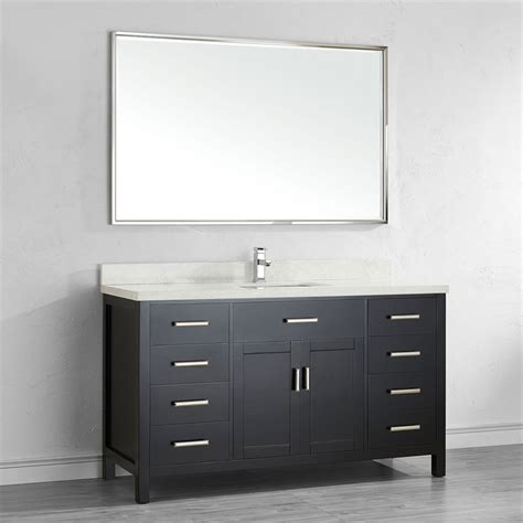 Bathroom Vanities - spa bathe kenzie series bathroom vanity lowe s canada