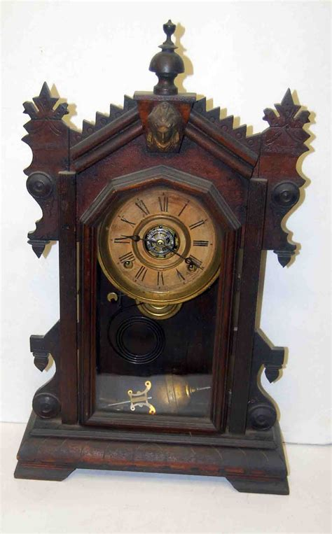 antique kitchen mantel clocks mackeys antique clock
