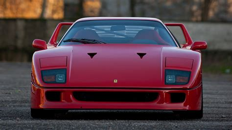 F40 Cost by F40 A Special Car Celebrates It S 31st Birthday