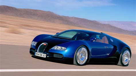 15 years of Bugatti Veyron - how it all began.
