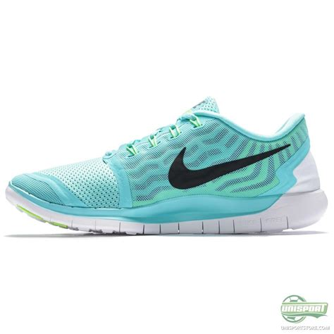 Light Nike Shoes by Nike Free Running Shoe 5 0 Light Aqua Light Retro Green