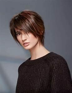 Coupe Cheveux Asymétrique : coupes courtes les coiffures qui vous forgent un look hyper classe obsigen ~ Melissatoandfro.com Idées de Décoration